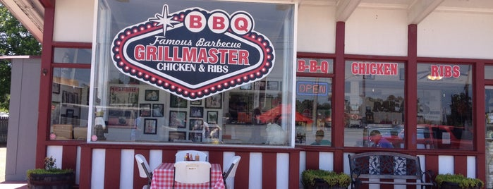 Grillmaster is one of Dennis's Liked Places.