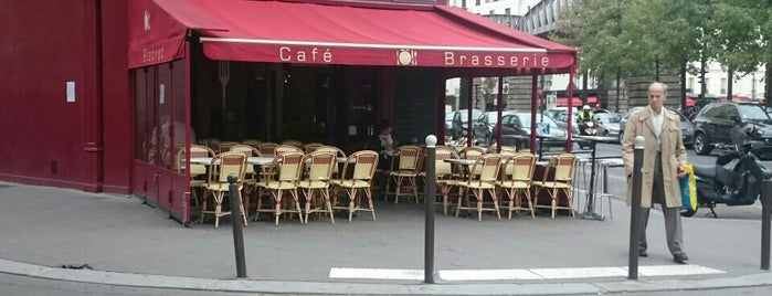 La Cantine du Troquet is one of Paris.