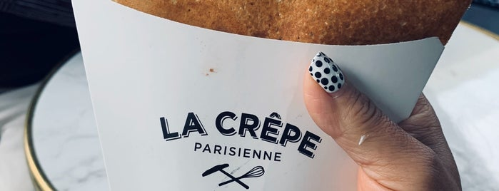 La Crépe Parisienne is one of Danielaさんのお気に入りスポット.