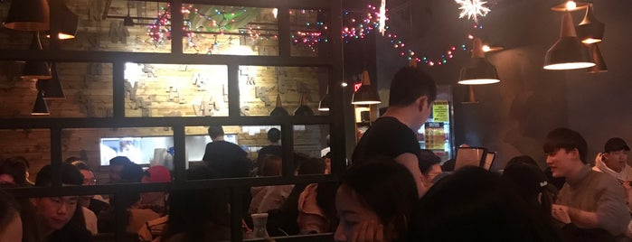 Le Sia is one of Favorite NYC restaurants.