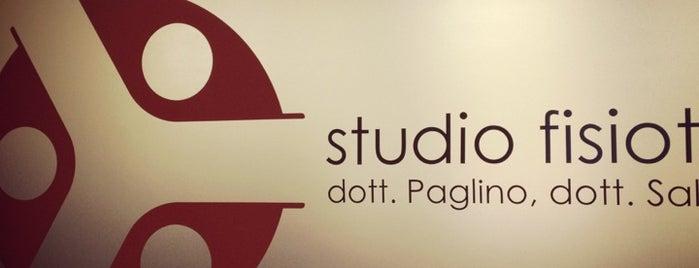 Studio Fisioterapico Dr. Paglino Dr. Salerno Dr. Zollet is one of Davide 님이 저장한 장소.