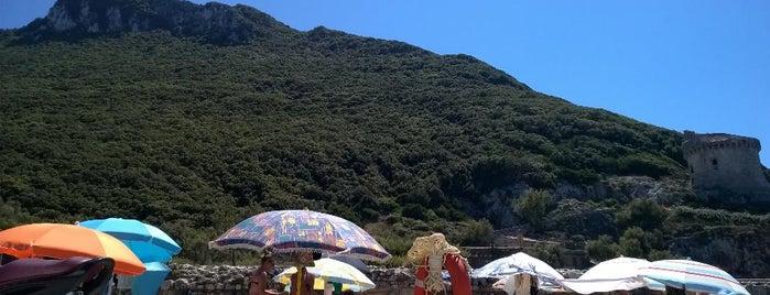 Monte Circeo is one of Lugares guardados de Viaggiatori.