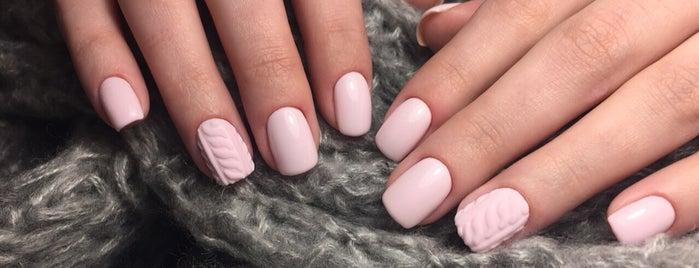Студия ногтевой эстетики «NailsMade» is one of kyiv.