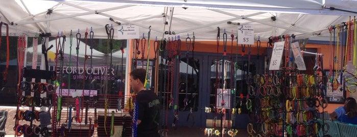 Las Cruces Farmers and Crafts Market is one of Orte, die Salaam gefallen.
