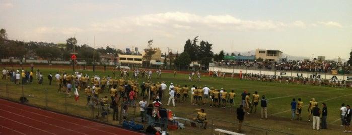 Estadio Pumas FES Acatlán is one of My life in college football stadiums.