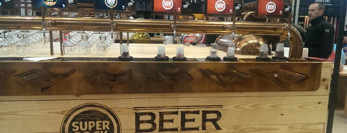 Super Bock Beer Experience is one of Lissabon.