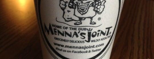 Menna's Joint is one of Gespeicherte Orte von Sean.