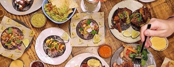 Breddo's Tacos is one of Clerkenwell, London.