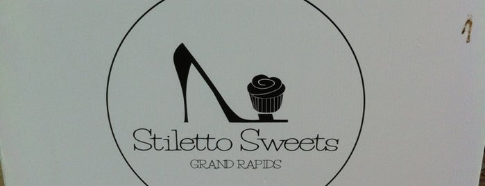 Stiletto Sweets is one of Locais salvos de Amy.