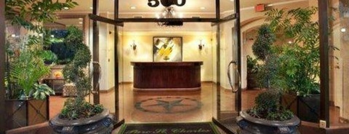 Blake Hotel New Orleans, Bw Premier Collection is one of New Orleans Points of Interest.