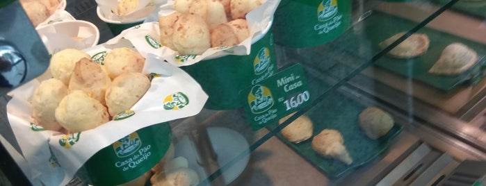Casa do Pão de Queijo is one of Kárenさんのお気に入りスポット.