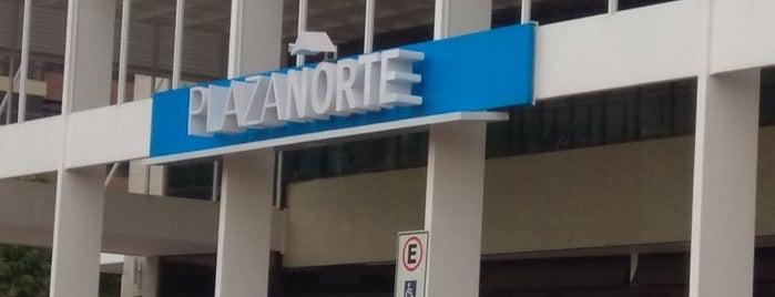Plaza Norte is one of Ju'nun Beğendiği Mekanlar.