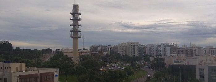 Setor Sudoeste is one of Locais curtidos por Fernando Viana.