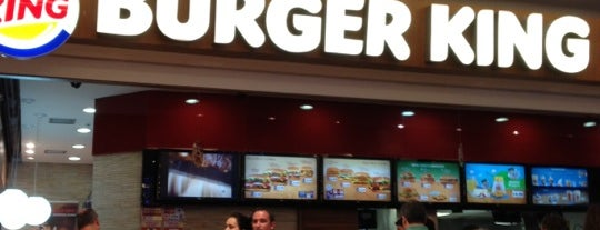 Burger King is one of Curitiba.