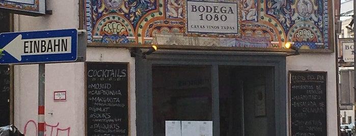 Bodega 1080 is one of Viyana.