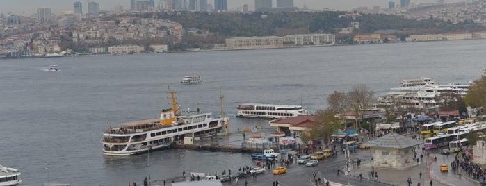Üsküdar is one of ÜSKÜDAR_İSTANBUL.