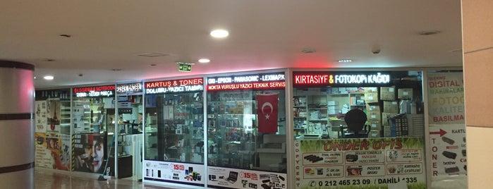 Önder Ofis Kırtasiye is one of Burak'ın Beğendiği Mekanlar.