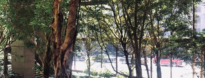 Ford Foundation Garden is one of Orte, die Sara gefallen.