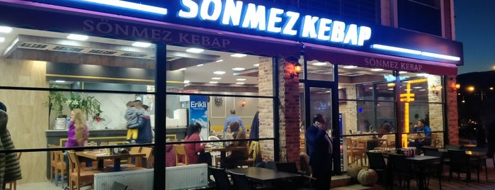 Sönmez Kebab Evi is one of Sercan : понравившиеся места.