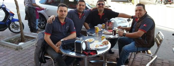 Barış Cafe & Fast Food is one of Locais curtidos por Zümre.