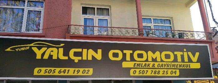 Yusuf Yalçın Otomotiv Senirkent is one of Sercan : понравившиеся места.
