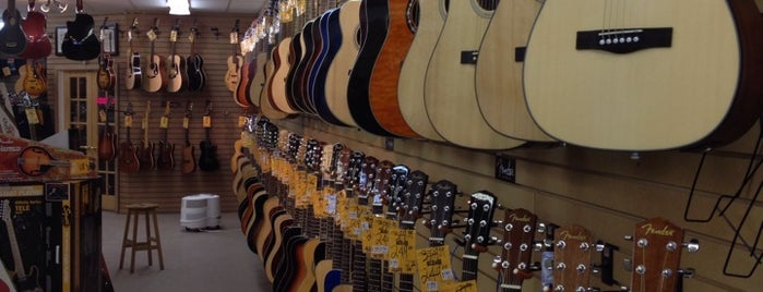 Steve's Music Store is one of Music Instrument Stores in Canada.