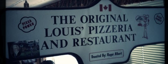 Louis' Pizzeria is one of Marissa's Liked Places.