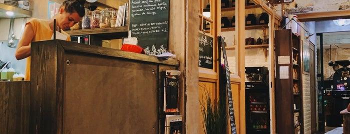 Café Piha is one of Bordeaux (France).