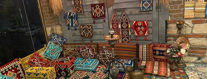 Bab-ı Âli Kahvesi is one of Mekânlar.