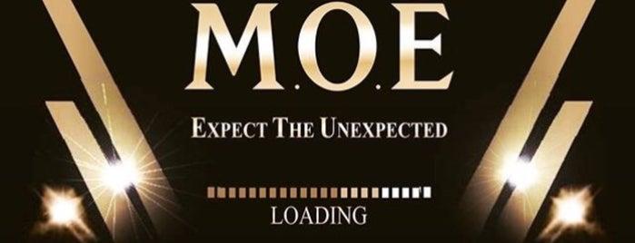 Moe is one of Hu.