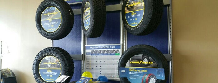 Goodyear Auto Services is one of JODY & MY PLACES IN MD REISTERSTOWN, OWINGS MILLS,.
