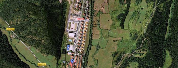 Oficina de Turismo de Zubiri is one of Mi Camino de Santiago Online.