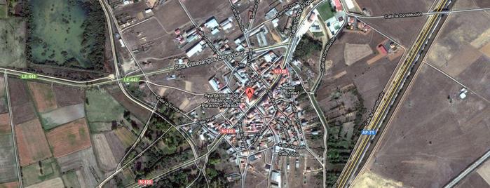 Villadangos del Páramo is one of Mi Camino de Santiago Online.