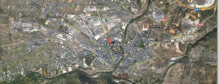 Ponferrada is one of Mi Camino de Santiago Online.