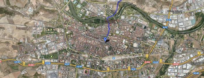 Logroño is one of Mi Camino de Santiago Online.