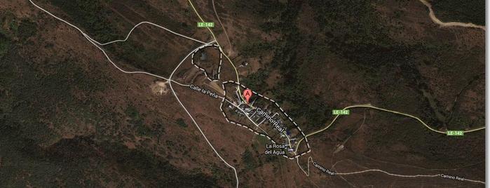 El Camino de Santiago - El Acebo is one of Mi Camino de Santiago Online.