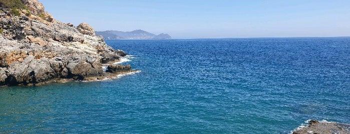 Iotape (Aytap) Antik Kenti is one of Antalya.