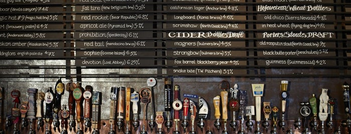 Golden Gate Tap Room is one of NorCal.