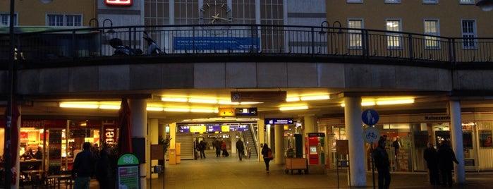 Bahnhof Fulda is one of visited stations.