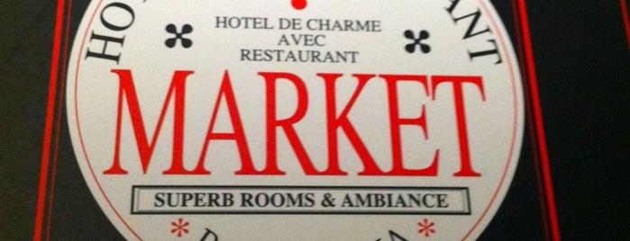 Market Restaurant is one of Grans llocs de mam.
