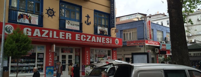 Gaziler Meydanı is one of Yunusさんのお気に入りスポット.