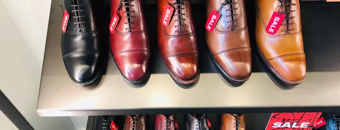 Allen Edmonds is one of Chicago.