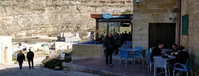 Azure Window Wine Bar & Restaurant is one of VISITAR Malta.