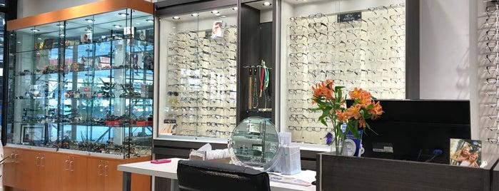Eye to Eye Vision Center is one of Locais curtidos por Dominic.