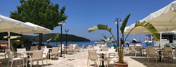 Sivota Bay is one of Corfu, Greece.