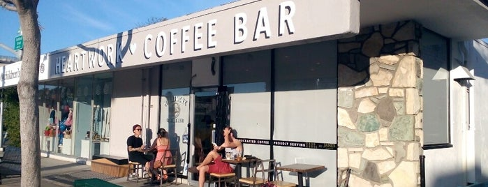 Heartwork Coffee Bar is one of Sunny San Diego.