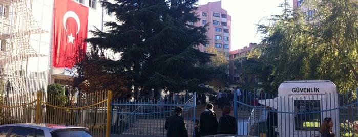 Ozel İstek Acibadem Okullari is one of Önder 님이 좋아한 장소.