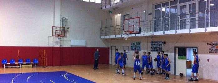 Erenkoy Kiz Lisesi Spor Salonu is one of Sporsalonu.