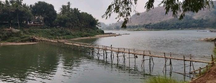 Bamboo Bridge is one of Orte, die Ricky gefallen.