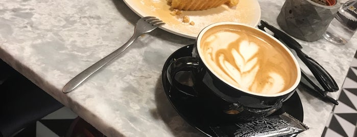 Gigi's Coffee is one of Balayı.